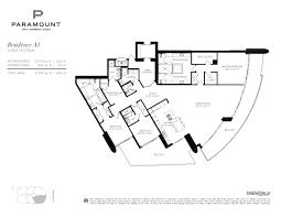 Residence Floor Plans Paramount U2013 Katrina Campins