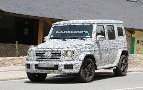 car front suspension new mercedes g class to gain an independent front suspension and