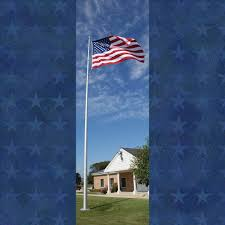 Commercial Flag Pole Made In America Flag Raisers Us Flag And Flagple Store
