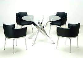 dinette table and chairs with casters dining room sets with caster chairs ecda2015 com