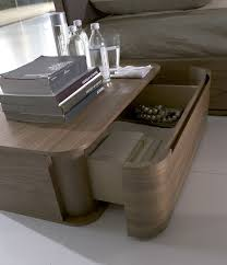 bed unusual bedside tables