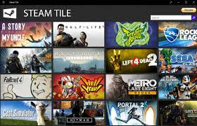 Home Design Software Steam How To Create Live Tiles For Your Steam Games In Windows Pcworld
