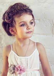 fille originale coiffure fille 90 idées pour votre princesse