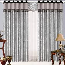 Silver Black Curtains Blackout Silver Floral Country Cottage Curtains Uk