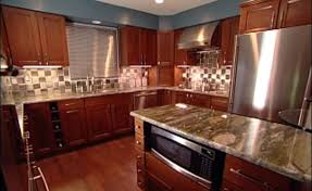 Kitchen With Stainless Steel Backsplash Stainless Steel Backsplash Tile Installation Youtube
