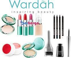 Satu Set Alat Make Up Wardah daftar harga alat paket make up wardah terbaru 2018