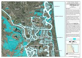 Louisiana Flood Zone Map by Sources Climate Change