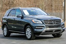 mercedes suv 2015 2015 used mercedes m class 4matic 4dr ml250 bluetec at alm