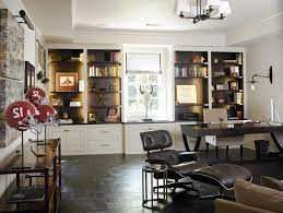 built in bookcase designs home office contemporary with built in