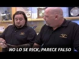 Meme Rick - no lo se rick parece falso escena del meme solo origen youtube