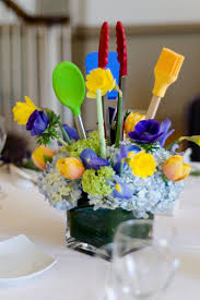 themed bridal shower decorations kitchen themed bridal shower centerpieces projects to try