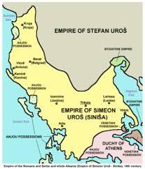 Ottoman Empire Serbia Fall Of The Serbian Empire Wikipediam Org