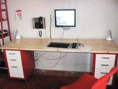 ikea office hack large simple ikea hacked desk countertop plus legs and frame