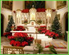 christmas floral arrangements for church for additional