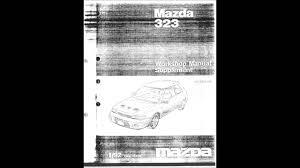 100 1997 mazda protege service manual used mazda protege