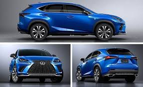 2018 lexus nx photos and info news car and driver