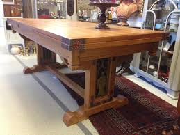 Refectory Dining Tables Acreman St Antiques Our Antiques Furniture And Furnishings Oak