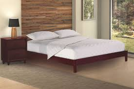 bedroom solid bed foundation metal bed frame and box spring