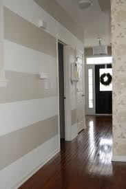Striped Bathroom Walls The Absolute Easiest Way To Paint Stripes On A Wall Great