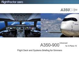 flight factor a350 manual documents
