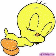 free clip art tweety bird glitter glitter tweety glitter image