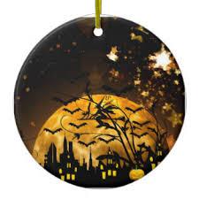Flying Witch Decoration Witch Broomstick Ornaments U0026 Keepsake Ornaments Zazzle