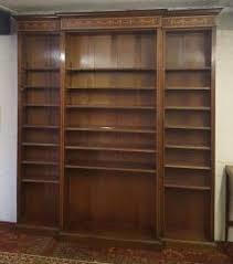 Break Front Bookcase Antique Breakfront Bookcases For Sale Loveantiques Com