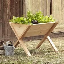planters glamorous elevated planter box elevated planter box
