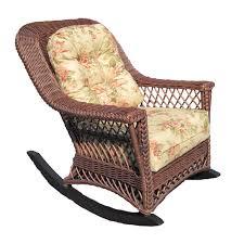 Wicker Outdoor Rocking Chairs Wicker Rocking Chair Home U0026 Interior Design