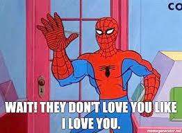 I Saw A Spider Meme - best of the 60s spider man meme smosh
