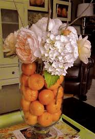 floral centerpieces for kitchen tables i love fruit and flower arrangements florals plants at home