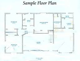 make a floor plan free draw house plans 28 home design drawing how to draw big house