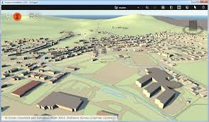 3d Maps Visualising Os Mastermap Topography Layer Building Height