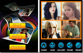 insta collage maker app for android with many collage templates