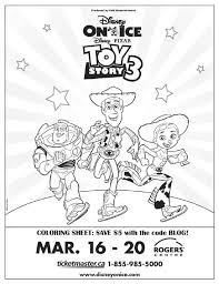 toy story coloring pages images alltoys