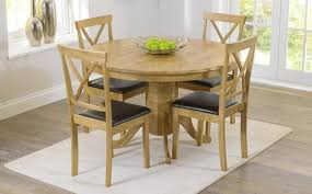 dining room oak dining room sets oval epsom 768x477