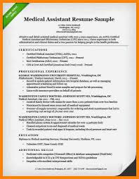full size of resumemedical assistant resume samples amazing