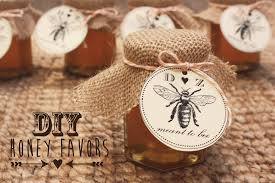 honey jar wedding favors honey wedding favors diy tbrb info