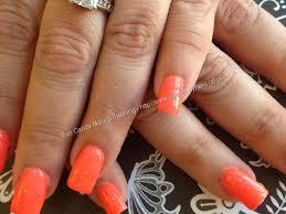 orange gel nail designs 2017 2018 nails pix