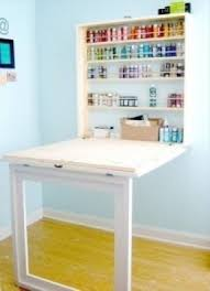 craft cabinet with fold out table hidden desk furniture hollywood thing
