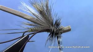 fly tying with hans cranefly youtube
