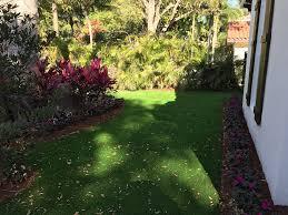 Backyard Artificial Grass by Artificial Grass In Boca Raton U0026 Palm Beach County Fl Synthetic
