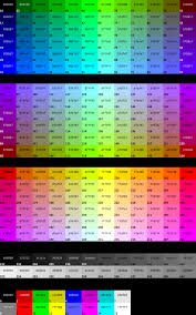Best Color Hex Codes 6 Color Matching Techniques For Wordpress Web Designers Elegant
