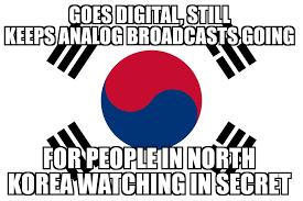 North Korea South Korea Meme - good guy south korea beheading boredom