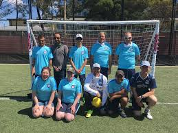 Paralympics Blind Football Blind Soccer Blind Sports Victoria