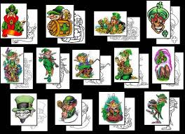 leprechaun tattoos what do they mean leprechaun tattoos designs