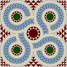 sketch 5 geometric ornament in and architecture of western