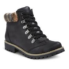 womens hiking boots target s mountain sole polline sweater collar ankle work boots