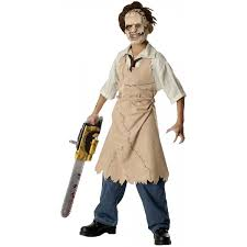 halloween costume kids amazon com texas chainsaw massacre child u0027s leatherface costume