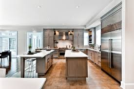 Two Kitchen Islands Two Kitchen Islands Kitchen Traditional With Classic Kitchen Lever
